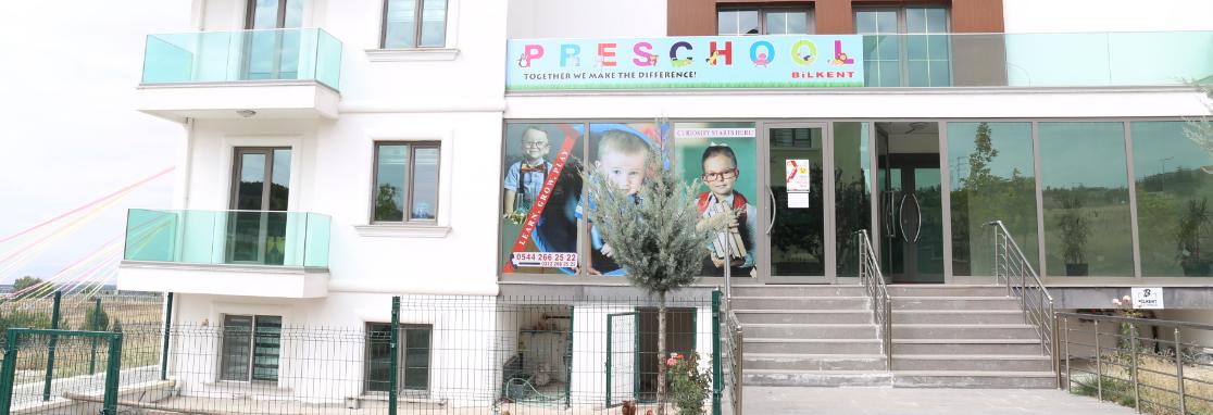 Bilkent'te Preschool